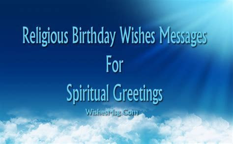 50 Religious Birthday Wishes and Messages   WishesMsg