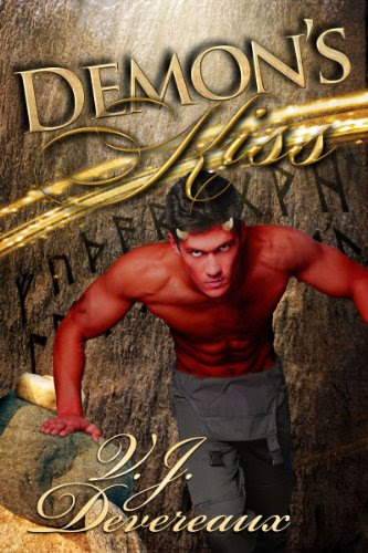 Demon's Kiss (The Book of Demons) by V. J. Devereaux