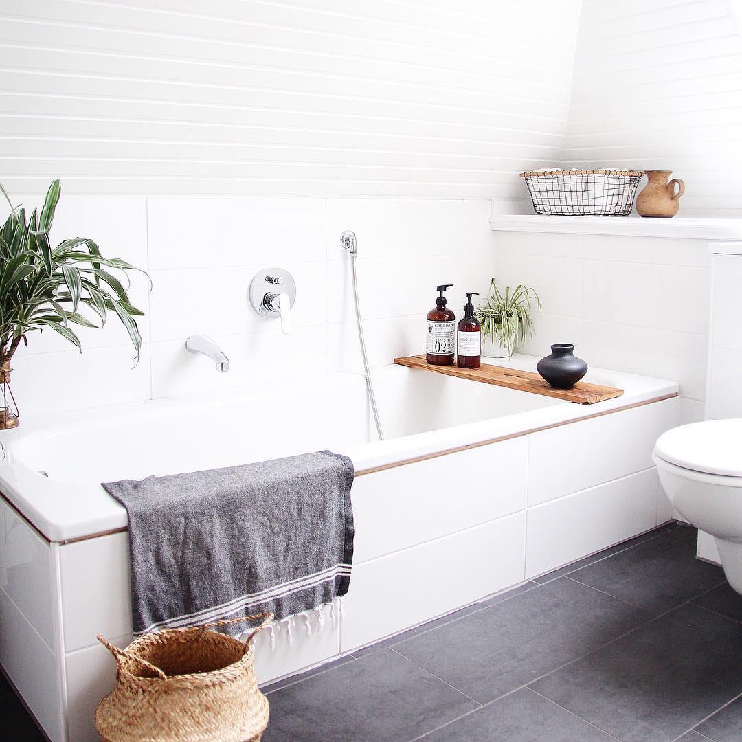 Badezimmer selbst renovieren: vorher/nachher - DESIGN DOTS