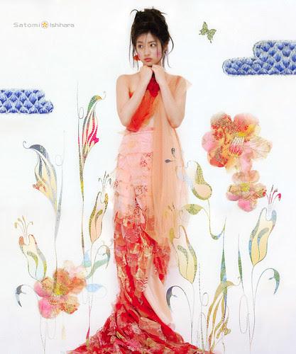 石原さとみ Satomi Ishihara : Actress by g2slp