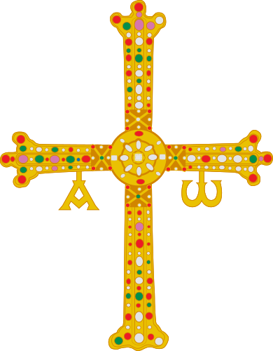 File:Cruz de Asturias.svg