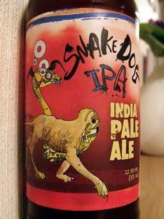 Flying Dog, Snake Dog IPA, USA