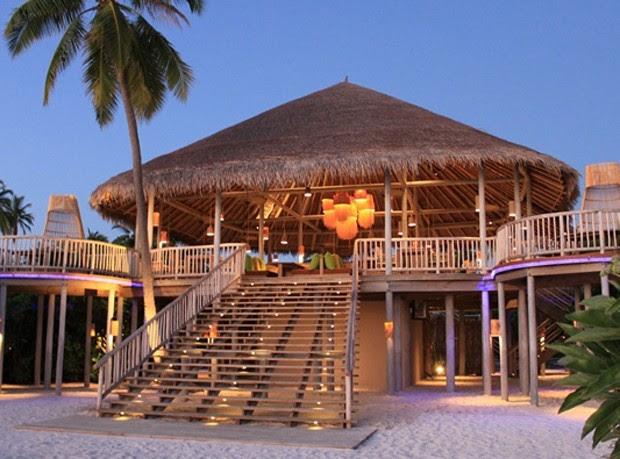 Fotos do resort de luxo Six Senses Laamu (Foto: Divulgação)