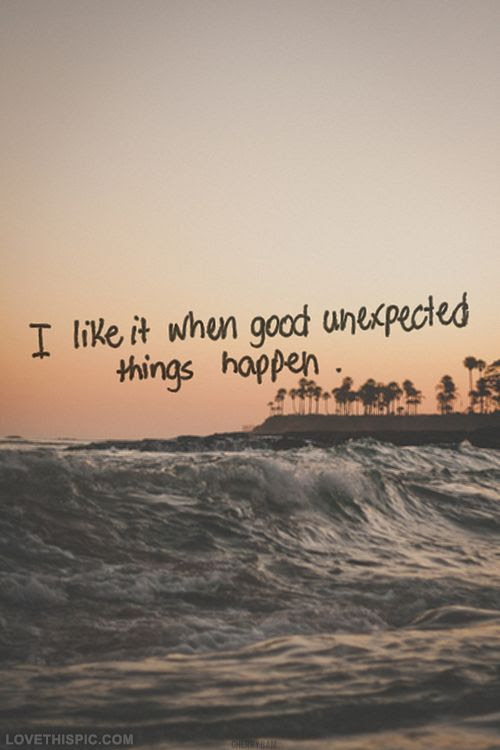 Unexpected Happiness Quotes Happiness Quotes