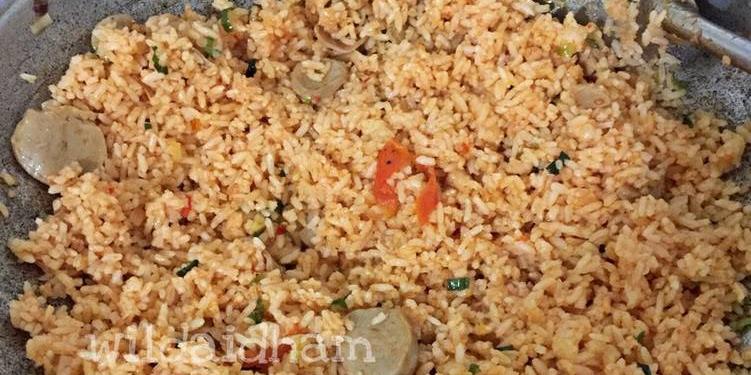 Resep Nasi Goreng Padang Ala Ila Oleh Wilda Idham