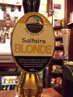 Saltaire, Blonde, England