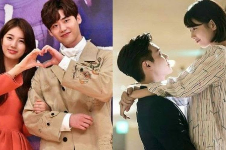 Bikin Baper Di Drama Ternyata Segini Bayaran Bae Suzy Dan Lee Jong Suk Semua Halaman Grid