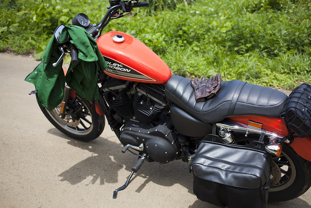 Harley Davidson XL 883R 074