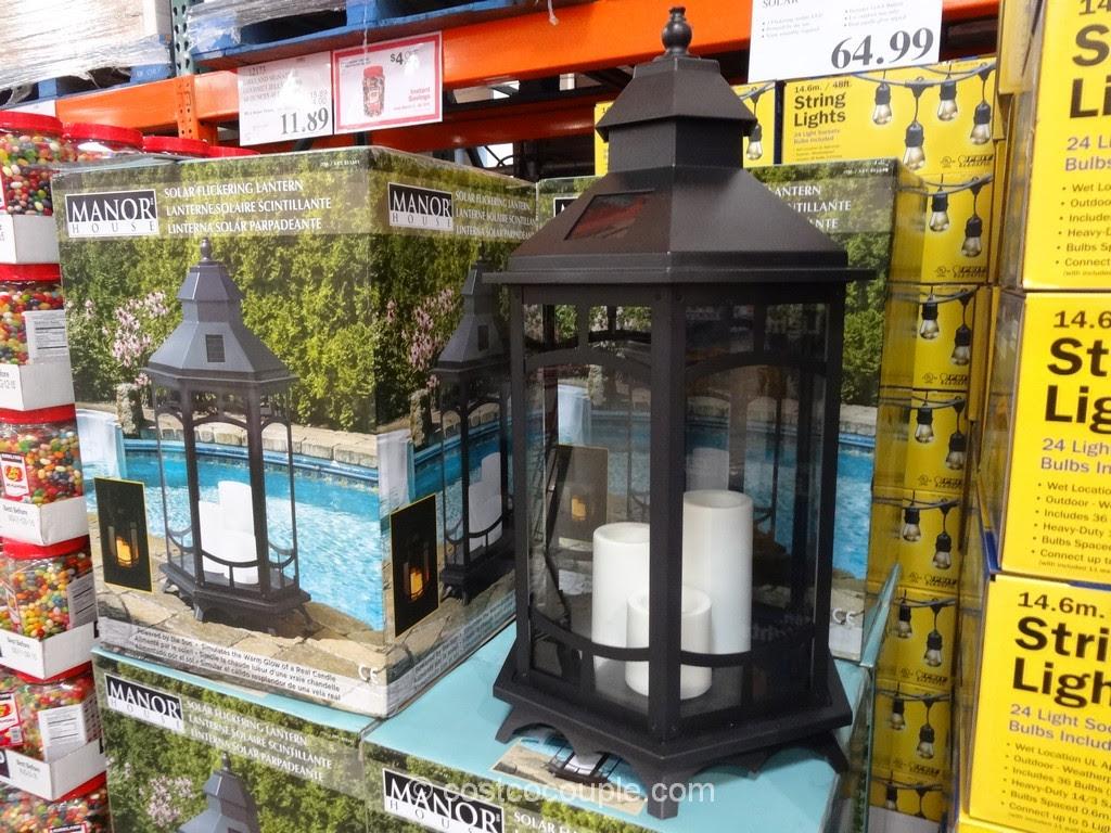 Home And Garden Solar Lights Costco - Garden Ftempo