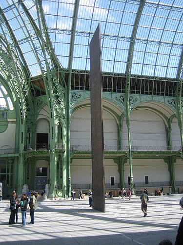 Richard Serra, Grand Palais, Paris 2006 - 5