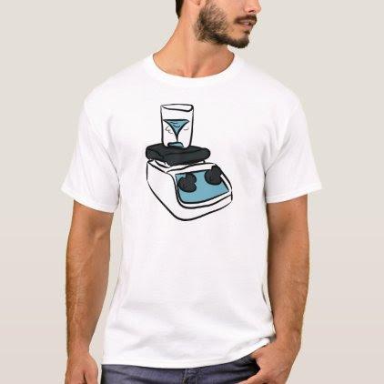 Magnetic Stirrer T-Shirt