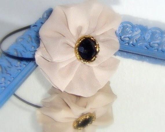 Chocolat headband