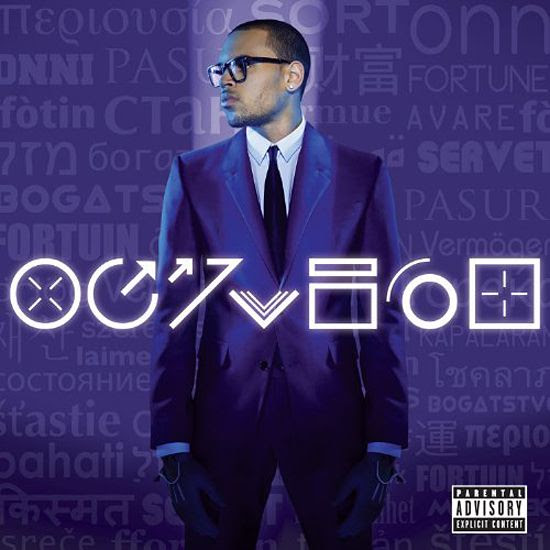 Fortune (Deluxe Cover), Chris Brown