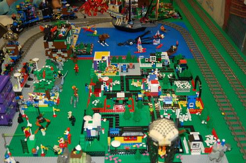 Maker Faire: Lego Land