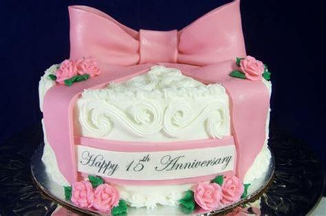 Pics For > Happy 18th Anniversary Cake