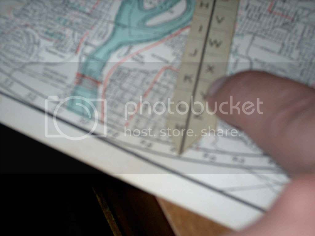 Using the Map Pointer