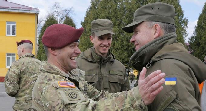Tenente-coronel dos EUA convidado para ser ministro da Defesa da Ucrânia