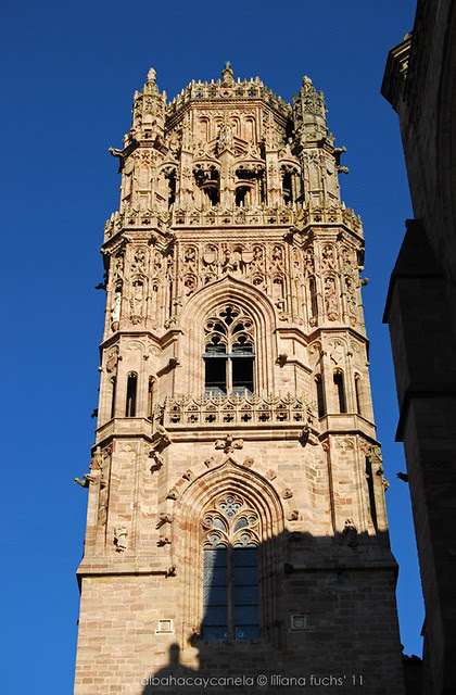Rodez - Cathedral
