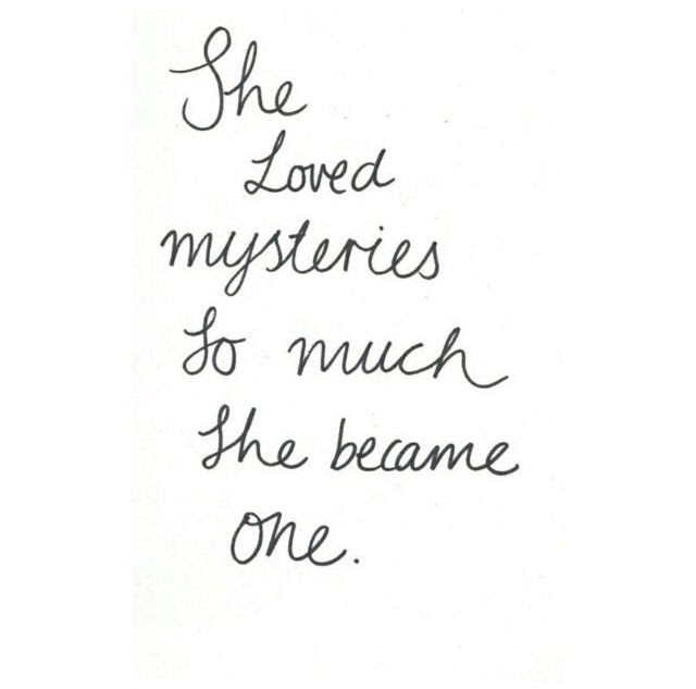 She Loved Mysteries So Much Pictures Photos And Images For