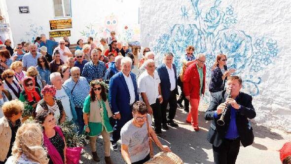 çeşme Haberleri çeşme 5 Germiyan Festivali Için Gün Sayıyor