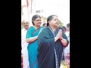 Jayalalitha and Sasikala