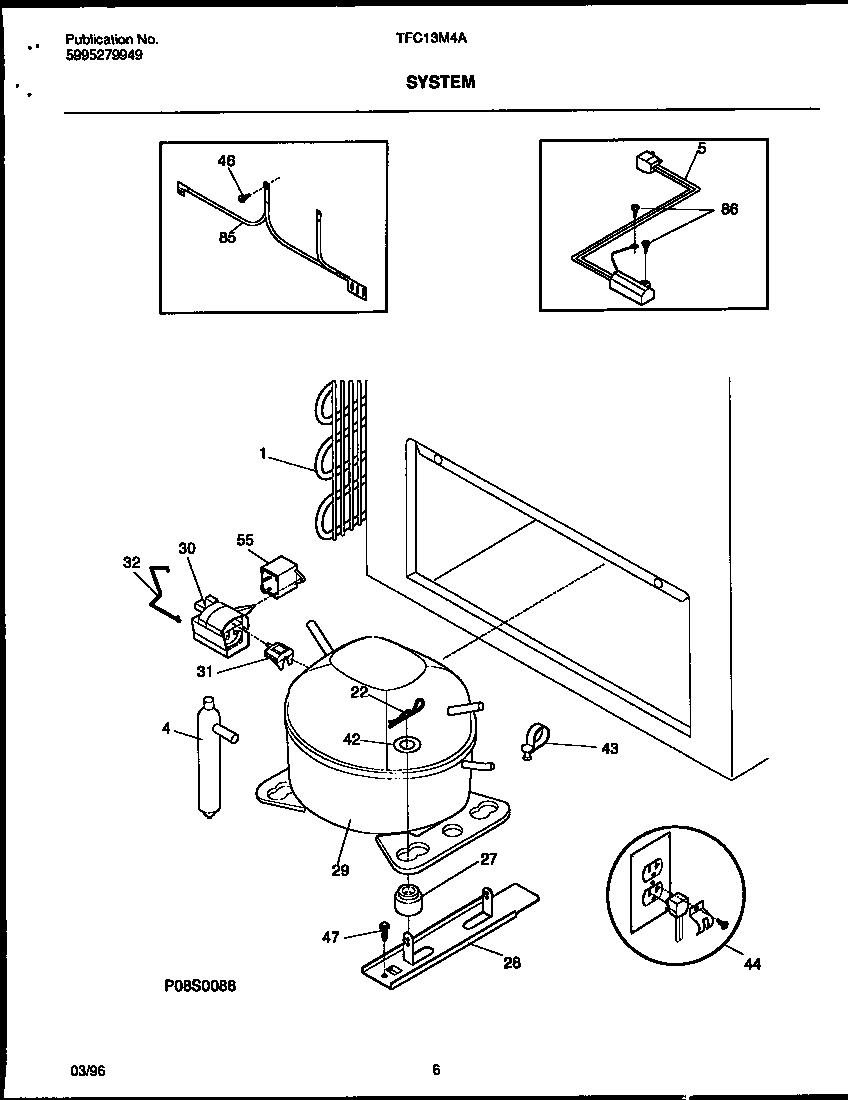chest freezer wiring diagram image 3