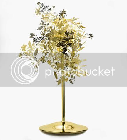 Garland Table Lamp