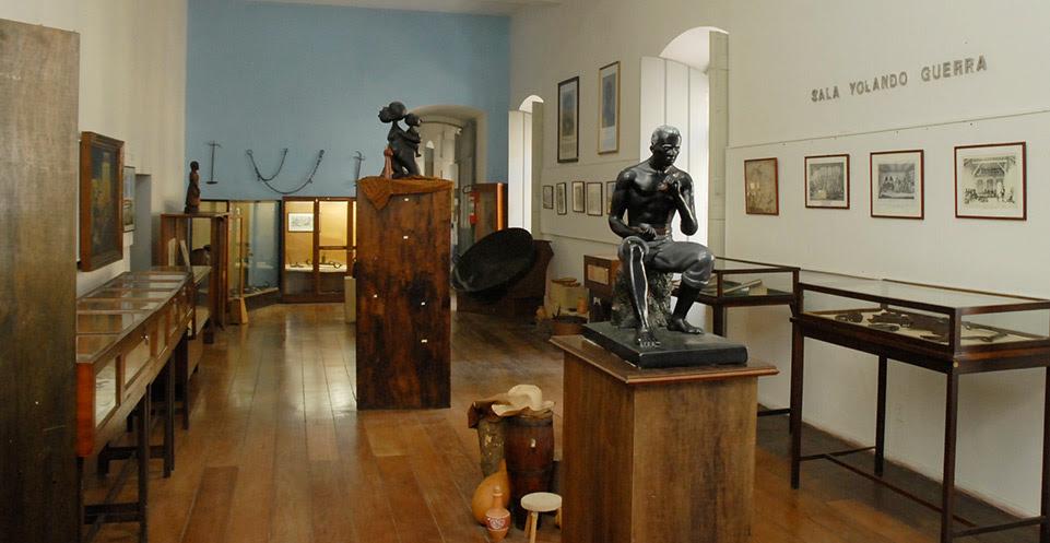 Resultado de imagem para o museu do negro fundiona desde[