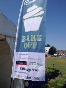 Cambridge Bake Off