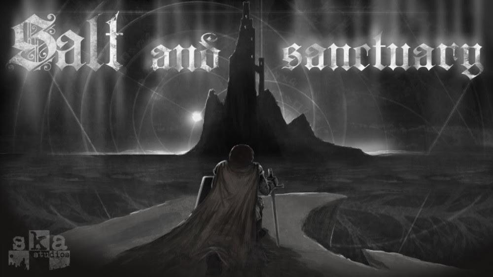 Salt and Sanctuary Darks Souls y Castlevania combinados