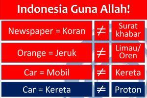 Indonesia guna Allah