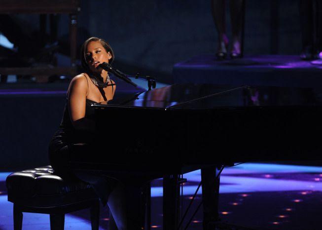 Alicia Keys : American Idol (May 2013)