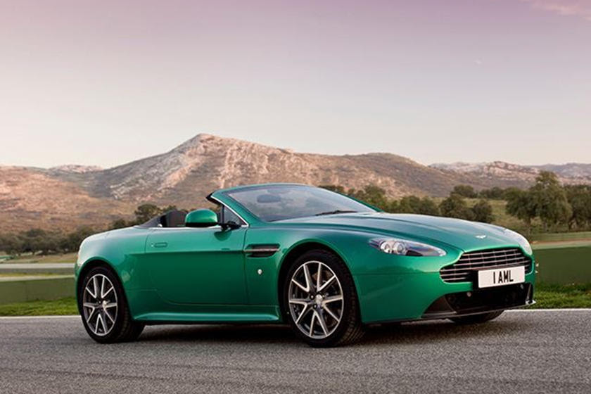These 5 Paint Colors Will Make An Aston Martin Even More Sexy Carbuzz