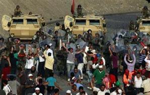 نيابة شرق العسكرية تبدأ التحقيقات مع 170 شخصًا بتهمة التورط فى أحداث العباسية