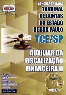 Apostila Auxiliar Técnico de Fiscalização do TCMSP