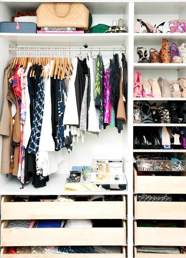 Organized Closet1