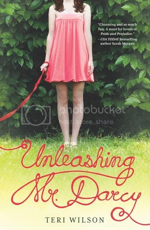 Unleashing Mr. Darcy Cover