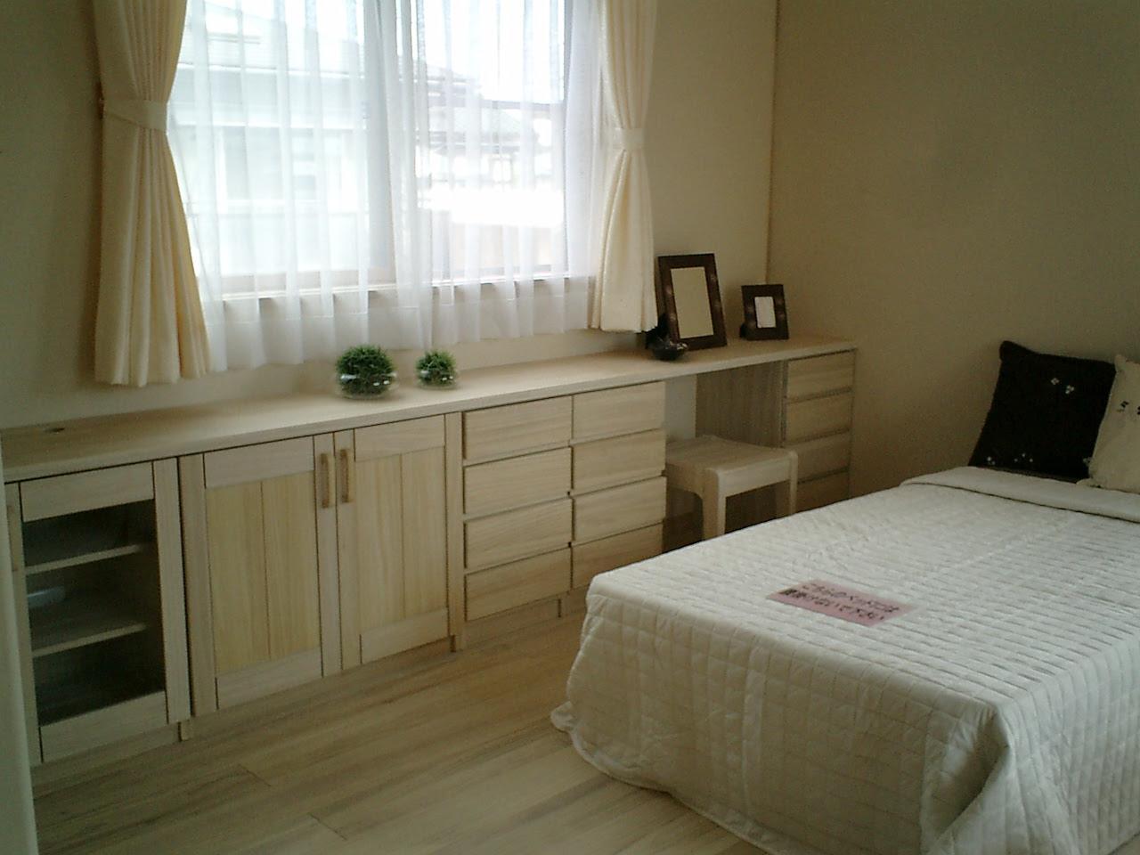 風水インテリアでお部屋の模様替え: 風水インテリア 寝室 ...