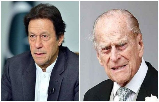PM Imran Khan extends condolences to Britain upon Prince Philip's demise | Latest News Pakistan | Daily Pakistan