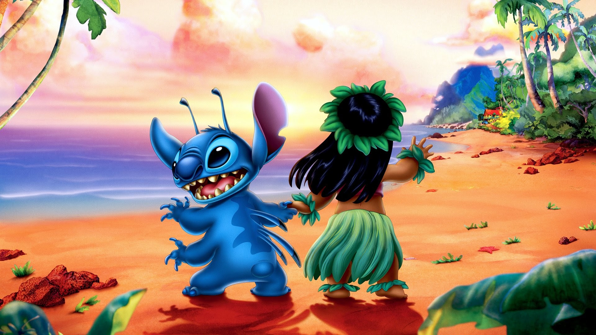 Lilo And Stich Wallpaper 72 Images