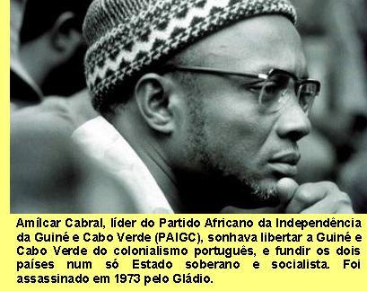 Amilcar Cabral.