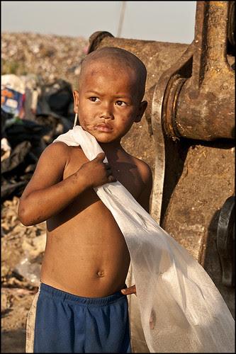 Dump Site in Mae Sot - Thailandia