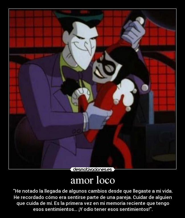 Frases De Amor De Joker A Harley Quinn Escuadron Suicida