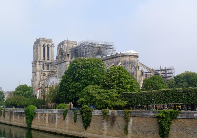 Il y a un an, Notre Dame était en flammes