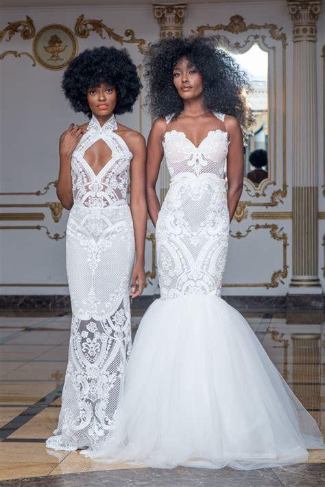 Pantora Bridal Custom Bridal Wear Designer ~ My Afro