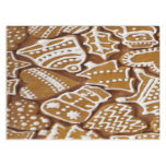 Christmas Gingerbread Cookies Tablecloth
