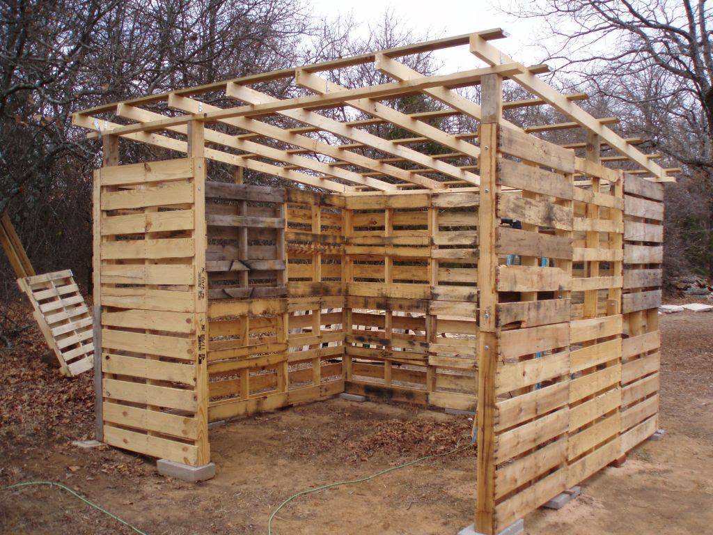 Wood Pallet Shed Plans Importance