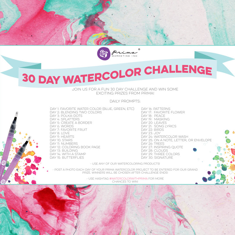 Watercolor30DaychallengeRevised
