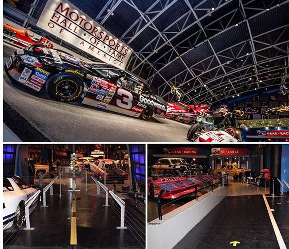 Motorsports Hall of Fame of America Museum at Daytona ...