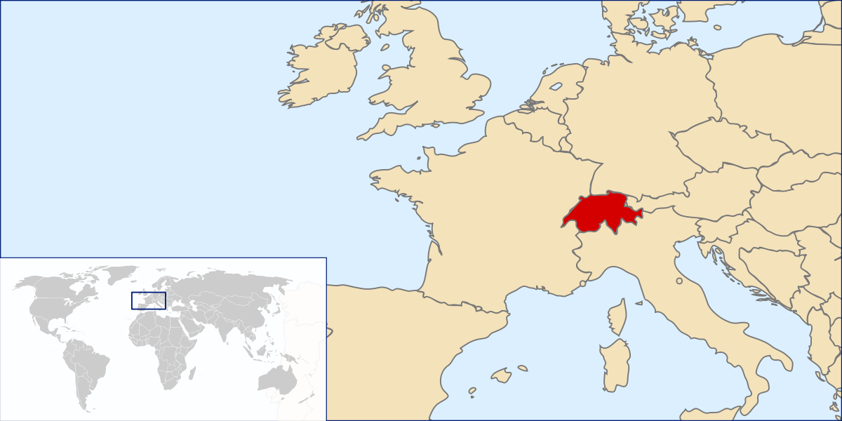LocationSwitzerland.svg
